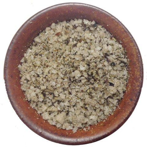 Tasmanian Seaweed & Victorian Coastal Sea Salt Smoked with Fruitwood from Yackandandah