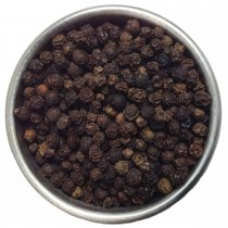 Buy Double Smoked Black Peppercorns from Baker and Baker Salts