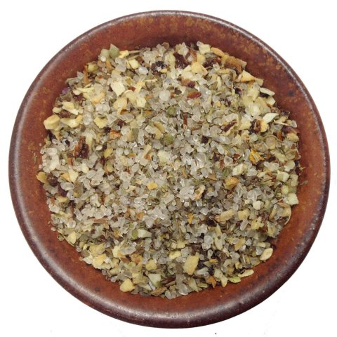 Smoked Herb Salt Rub - Gourmet