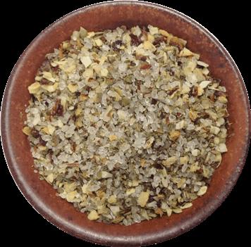 Herb salt rub australian gourmet slat